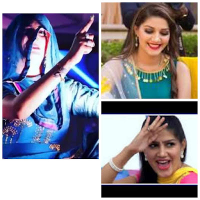 Sapna Chaudhary's fans crazy about dance, video goes viral