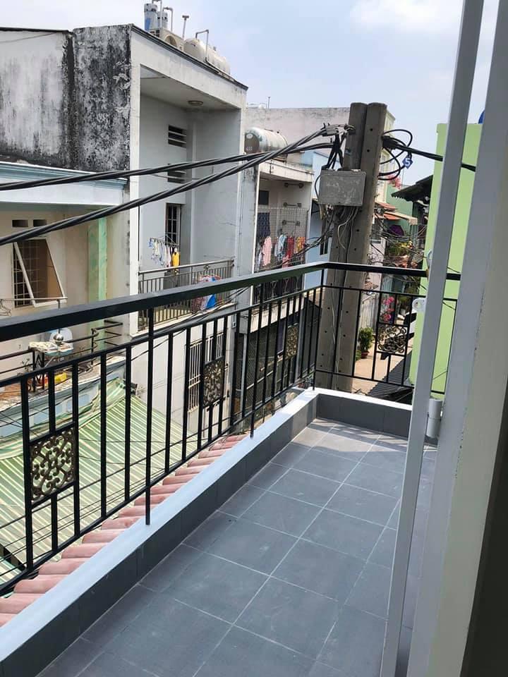 Bán nhà hẻm 310 Đất Mới phường Bình Trị Đông quận Bình Tân giá rẻ