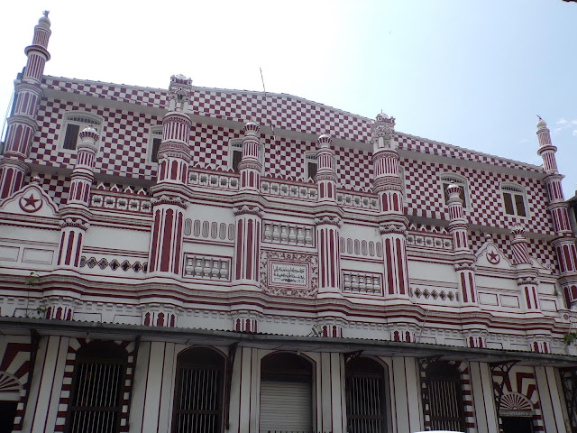 mezquita roja kandy