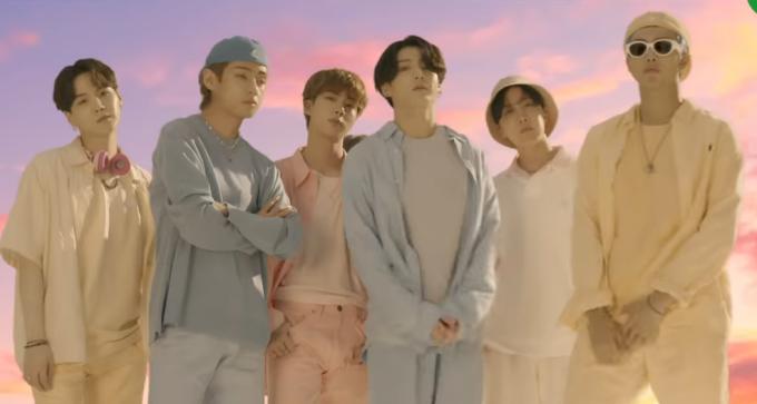 Dynamite BTS Raih No 2 di Minggu ke-3 Billboard Hot 100