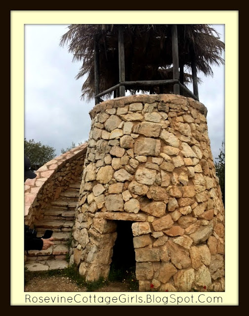 Agricultural Watchtower in Yad Hashmona