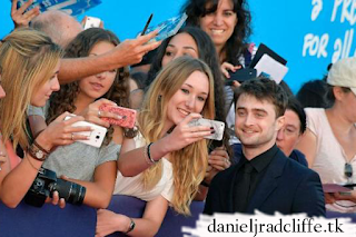 Updated(2): Deauville American Film Festival: Daniel Radcliffe receives the Hollywood Rising Star award and presents Imperium