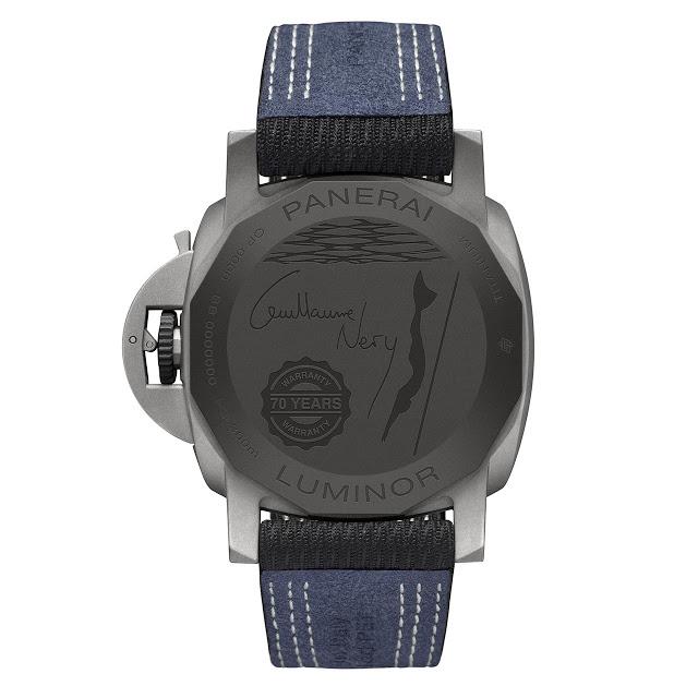 Hands On: Panerai Luminor Marina 44 mm Guillaume Ne?ry Edition Watch Replica