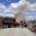 Bandidos atacam carro forte na região do Seridó
