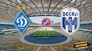 Динамо Киев - Десна смотреть онлайн бесплатно 15 сентября 2019 прямая трансляция в 17:00 МСК.