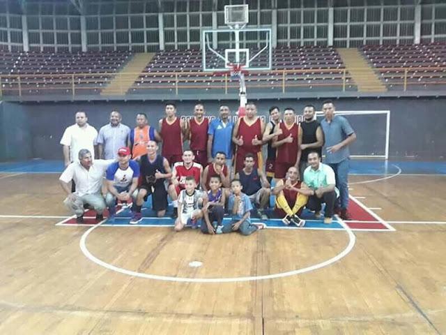 APURE: Final de la liga Municipal de baloncesto en el Domo Bravos de Biruaca.