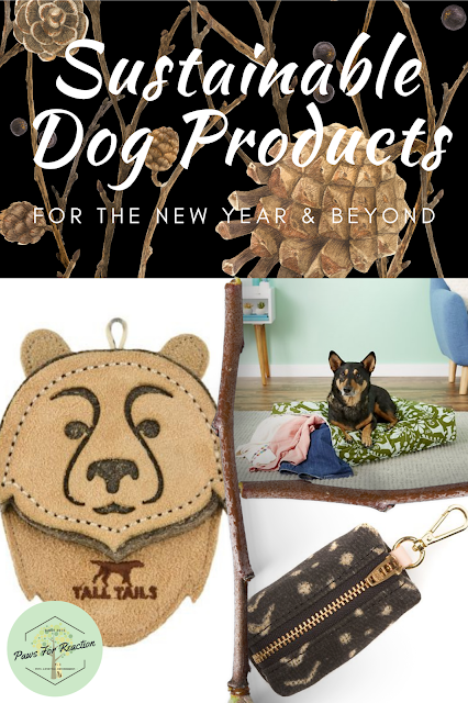 Eco-friendly dog toys & products for the home & outdoors