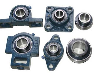 Pillow Block Bearing Logam Makmur