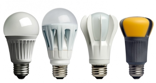 List down various advantages of LED bulbs