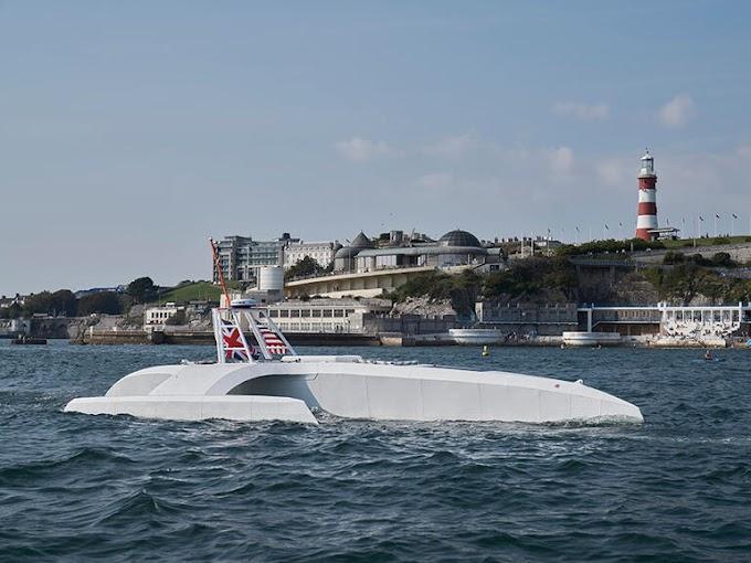 IBM ortaklı otonom tekne, balıkçılığın geleceğini nasıl etkileyecek?