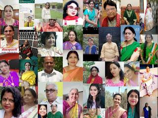 अखिल भारतीय अग्निशिखा मंच का ऑनलाइन 110 वां कवि सम्मेलन सम्पन्न     #NayaSaberaNetwork
