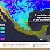 Mañana, la masa de aire asociada al Frente Frío Número 17 mantendrá ambiente de frío a muy frío, durante la mañana, en gran parte de México