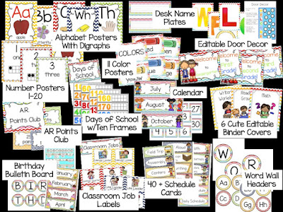 http://firstgradefoundme.blogspot.com/2016/07/classroom-decor-giveaway-alphabet.html