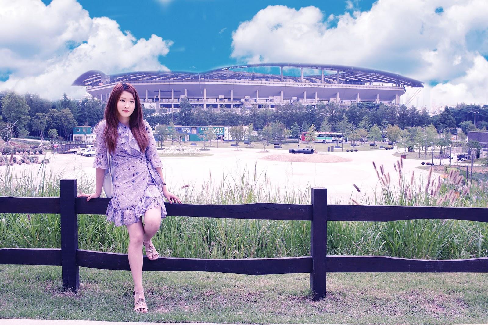haneul park seoul travel
