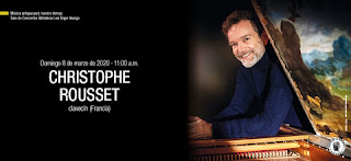 Christophe Rousset en Bogotá