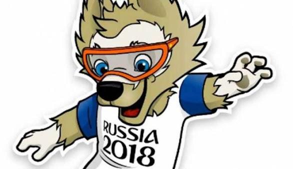 Zabivaka Maskot Piala Dunia 2018