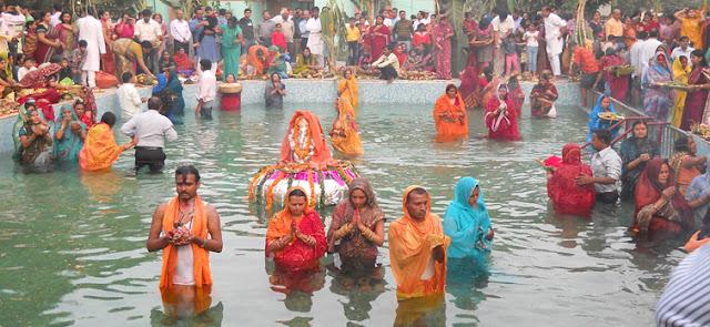 chhath puja 2019