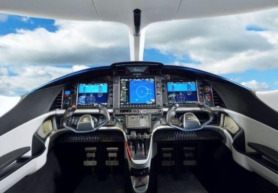Epic E1000 cockpit