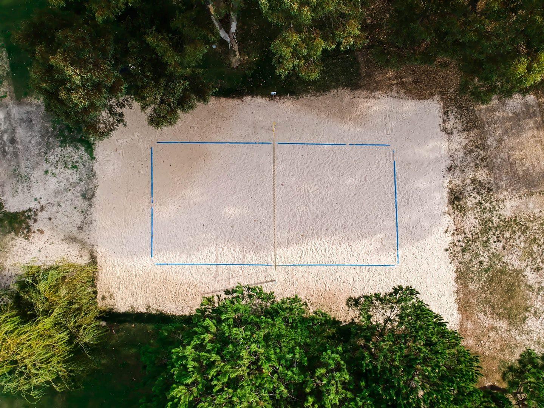 Ukuran Lapangan Bola Voli Standar Internasional