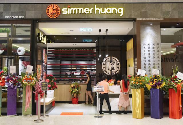 Simmer Huang (黄记皇) @ Pavilion Elite KL
