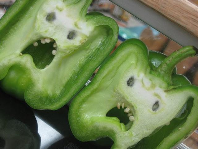 Pimentas Aterrorizadas