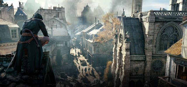 avis assassin's creed unity ps4