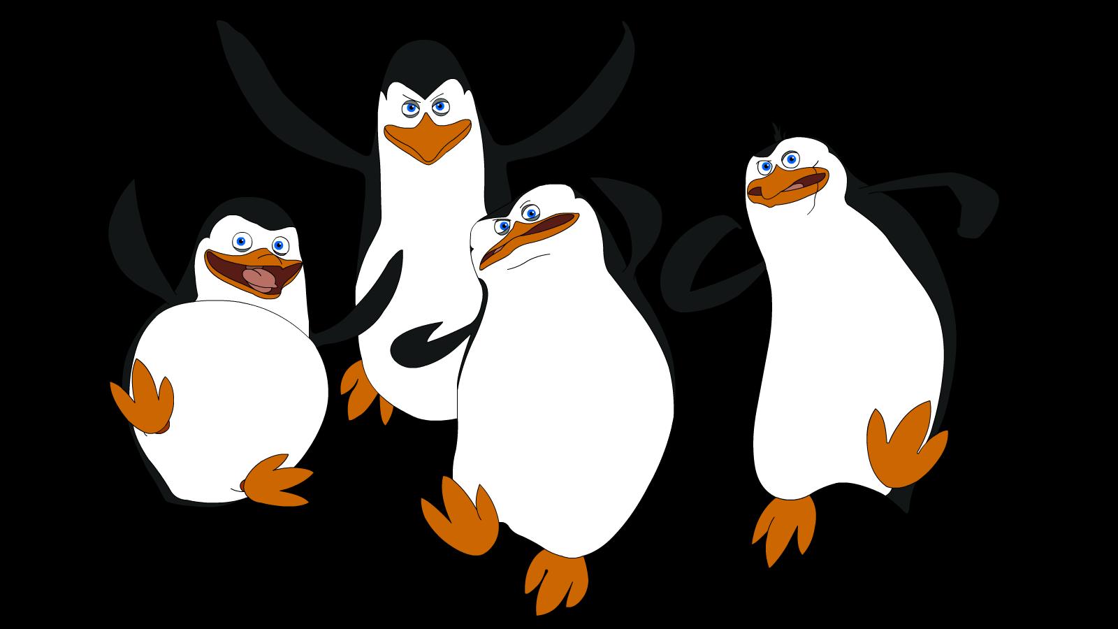 Kumpulan Gambar The penguins of Madagascar | Gambar Lucu ...