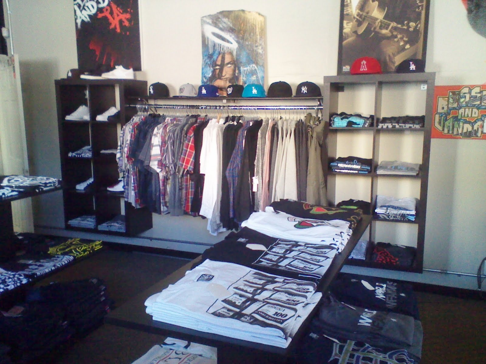 Hip hop clothing stores in atlanta