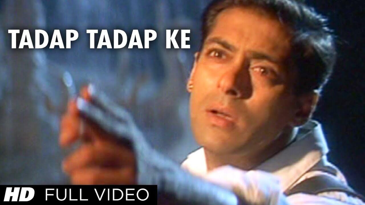 Tadap Tadap Ke Is Dil Se lyrics in Hindi