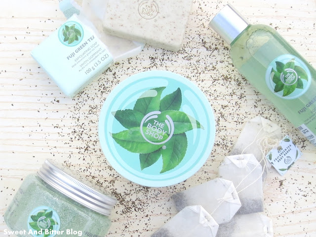 The Body Shop Fuji Green Tea Body Butter Review India