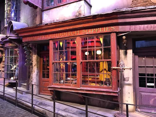 Excursiones desde Londres Harry Potter´s Studio