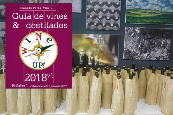 La guía de Vinos y Destilados Wine Up! adelanta sus puntuaciones de 2018 con la edición estival