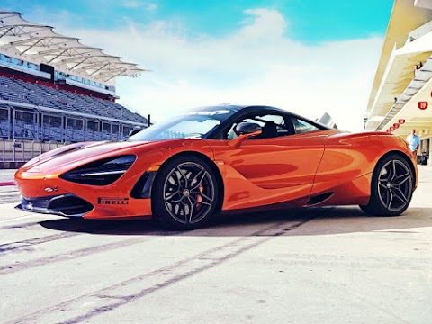 The Pure McLaren Experience Is Exactly What You Need