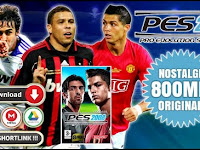 PES 2008 PPSSPP Original Android Offline Best Graphics