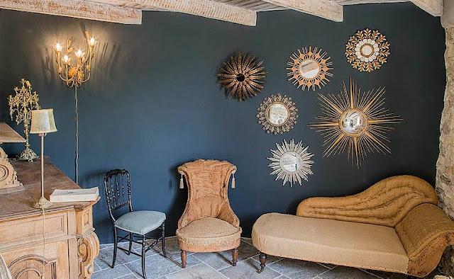 decoracion vintage espejos sol chicanddeco