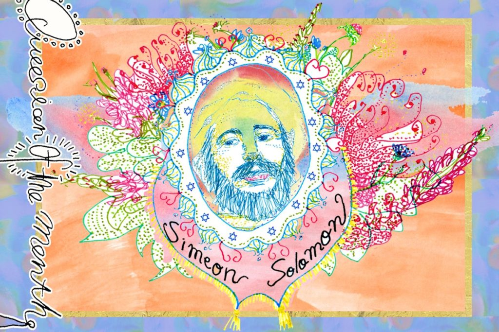 Queer Icon of The Month: Simeon Solomon