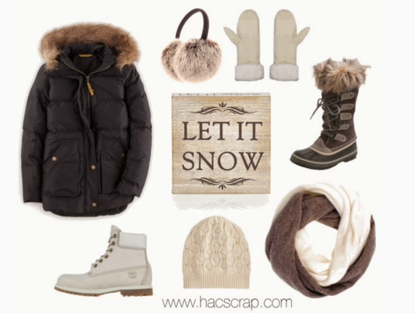 Fashion Tip - Winter Weather