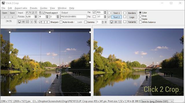 Photo Crop Editor v2