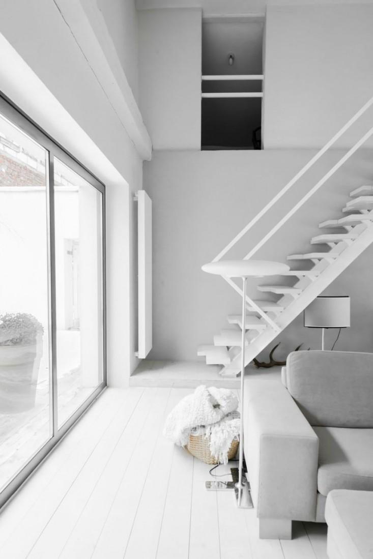 La reforma espectacular de la casa de un diseñador de interiores