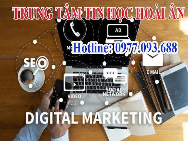 Học Digital marketing ở Đâu Biên Hòa
