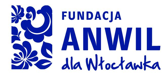Fundacja Anwil dla Włocławka - logo