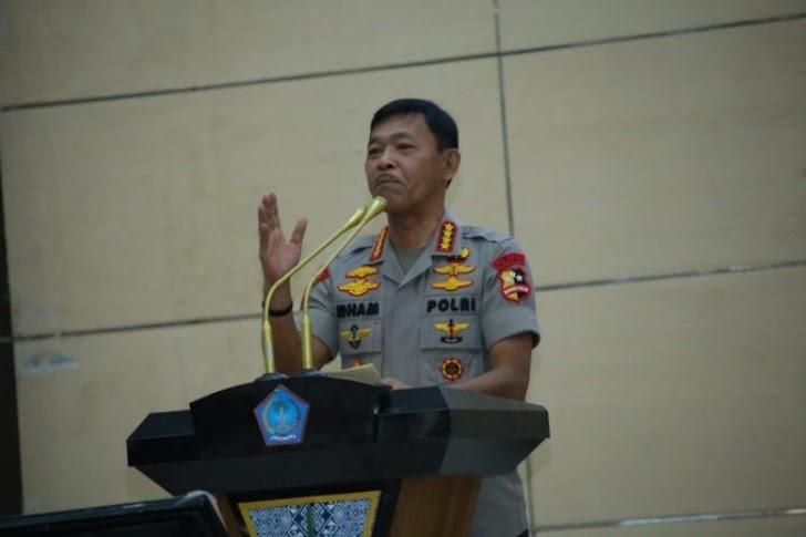 Jenderal Idham Azis, Sayangkan Pelaku Penyerang Novel Baswedan, Anggota Polri Aktif