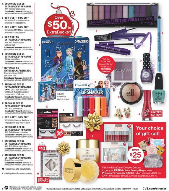 CVS Weekly Ad Preview 1117-1123 Page 9