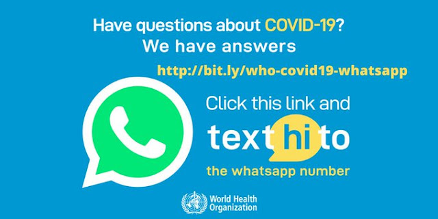 Coronavirus: WHO's WhatsApp Number Is There To Help You Get Real Information