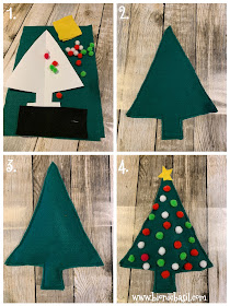 Crafting with Cats Catmas Special - Part 4  ©BionicBasil® Catmas Catnip Toy - Parsley's Catmas Tree