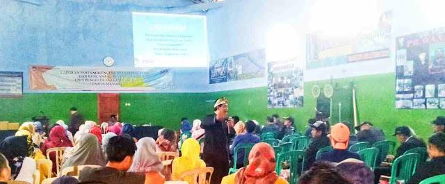 MAD Kecamatan Wanayasa 2020, UPK menjadi Unit Usaha BUMDes Bersama.