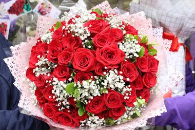 cửa hàng hoa tươi quận 4