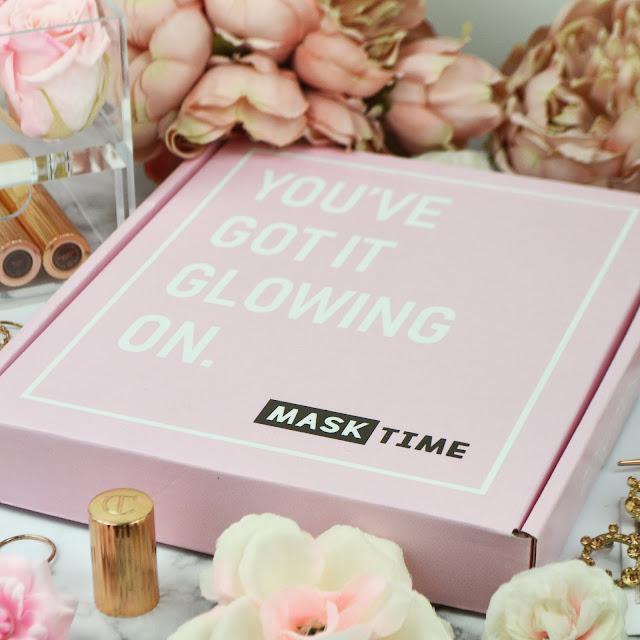 Mask Time x Duft & Doft May Glow Starter K Beauty Box Review   Lovelaughslipstick Blog