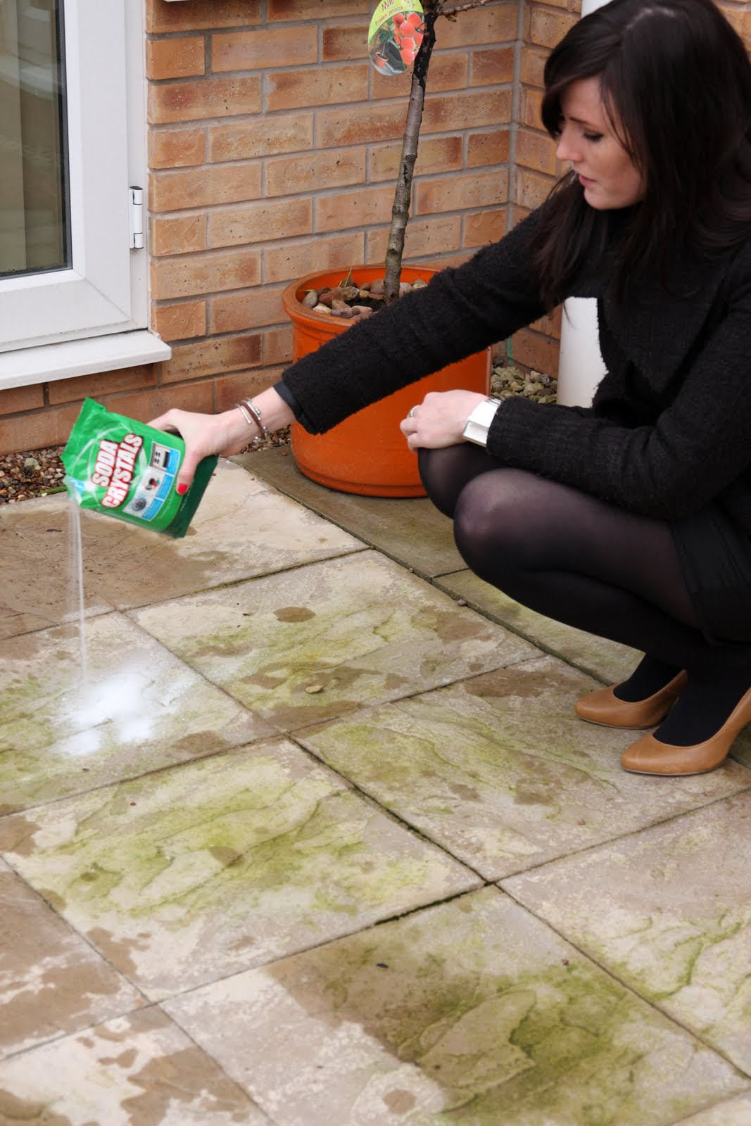 Spring Clean for Outdoors!  Dri-Pak