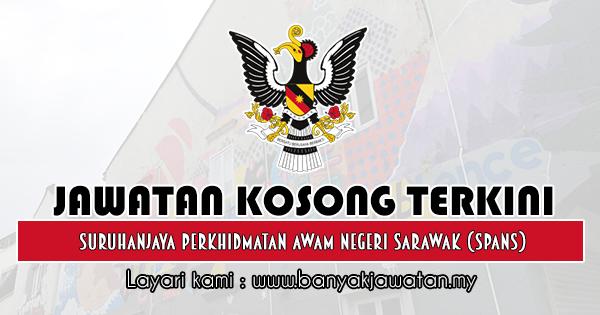 Jawatan Kosong 2019 di Suruhanjaya Perkhidmatan Awam Negeri Sarawak (SPANS)
